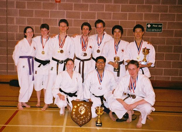 KUGB Central Regions Championships 2003