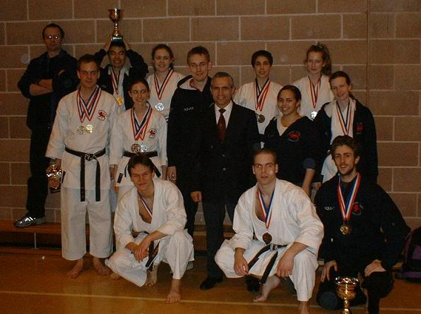 KUGB Central Regions Championships 2004