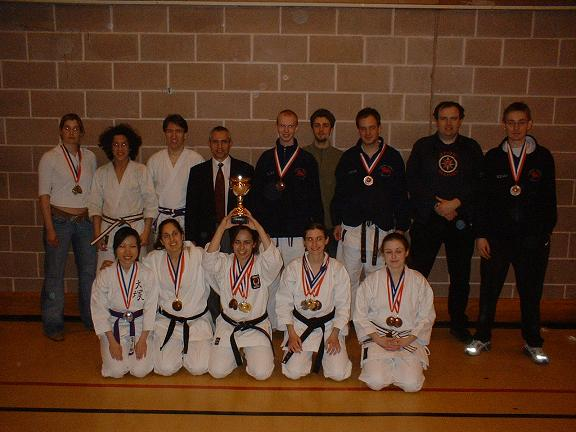 KUGB Central Regions Championships 2005