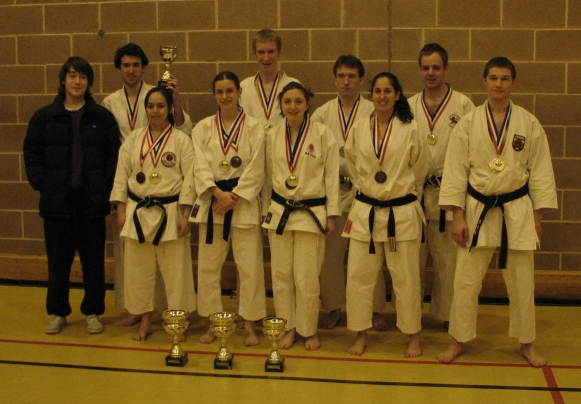 KUGB Central Regions Championships 2006